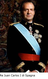 RE Juan Carlos I di Spagna