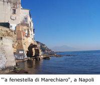 'a fenestella di Marechiaro a Napoli