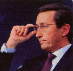 Il Presidente della Camera Gianfranco Fini