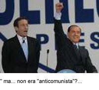 Comizio di Berlusconi
